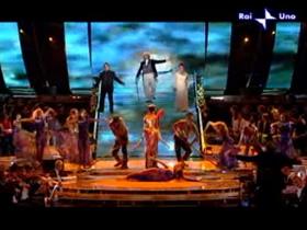 Sanremo 2009 - Vai gemelli diversi ...