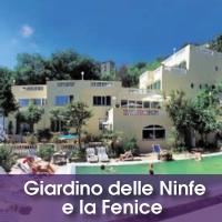 Porto viaggi vetrina una vacanza benessere ad ischia - Hotel giardino delle ninfe e la fenice ...
